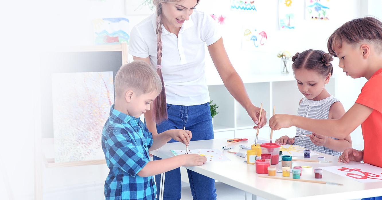 Jsme oporou těm, kteří pracují s dětmi a mládeží v jejich volném čase